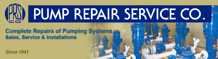 Pump repair Service Company :: Sales, Servie, Installation and Repairs of Pumping Systems - 800.325.8198